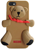 Фото Moschino Gennarino Bear Apple iPhone 5/5S Brown