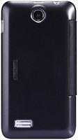 Nillkin Lenovo A590 Fresh Series Leather Case Black
