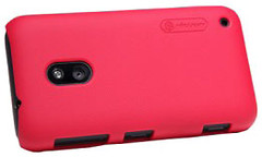 Фото Nillkin Super Frosted Shield Nokia Lumia 620 Red
