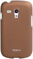 Фото Rock Naked Samsung Galaxy S Mini I8190 coffee (I8190-44719)
