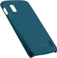 Фото Rock Naked Shell LG Nexus 4 blue (E960-45259)