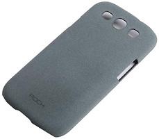 Фото Rock Quicksand for Galaxy S III (i9300) light grey (S3-34888)