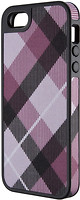 Speck iPhone 5 FabShell MegaPlaid Mulberry/Black (SPK-A1594)
