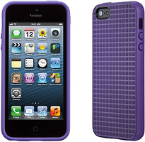 Speck iPhone 5 PixelSkin HD Grape Purple (SPK-A1584)