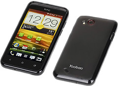 Фото Yoobao 2 in 1 Protect Case For HTC Desire VC (PCHTCT328D-BK)