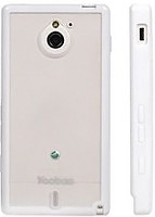 Yoobao 2 in 1 Protect Case For Sony Xperia Sola (PCSONYMT27I-WT)