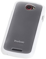 Фото Yoobao 2 in 1 Protect Case For HTC One S (TPUHTCONES-WT)