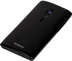 Yoobao 2 in 1 Protect Case For Sony Xperia Ion (PCSONYLT28I-BK)