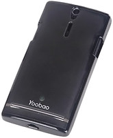 Yoobao 2 in 1 Protect Case For Sony Xperia S (PCSELT26I-BK)