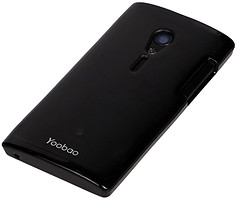 Yoobao 2 in 1 Protect Case For Sony Xperia TX (PCSONYLT29I-BK)