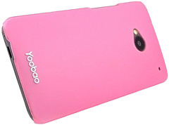 Фото Yoobao Crystal Protect Case For HTC One (PCHTCONE-CPK)