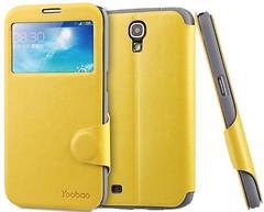 Фото Yoobao Fashion Leather Case For Galaxy Mega 6,3 (LCSAMI9200-FBK)