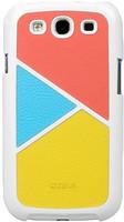 Фото Zenus Galaxy S3 Skinny Leather Case Series Energetic Vivid