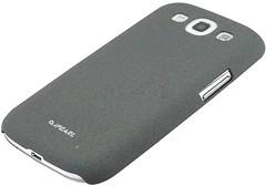 Фото iPearl Villus Matte case Galaxy S3 grey