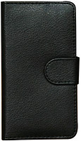 Florence Чехол-книжка универсальная 4.3 2M Black (камера в центре) (FLUN432MBK)