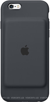 Фото Apple iPhone 6/6S Smart Battery Case Black (MGQL2)