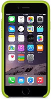 Фото Apple iPhone 6 Plus Silicone Case Green (MGXX2)