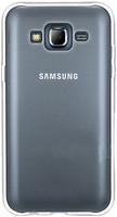 GlobalSat Чехол на Samsung SM-J700 Galaxy J7 TPU Extra Slim светлый