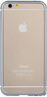 Фото Baseus Beauty Arc Apple iPhone 6/6S Silver (FRAPIPH6-RTOS)