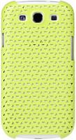 Zenus Galaxy S3 Spunky Case Series Lime
