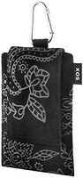 SOX Alcantara motif 5 black (KAL AP5 02)