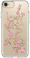 Speck iPhone 7 Presidio Clear Graphics Goldenblossom Pink/Clear (SP-79991-5754)