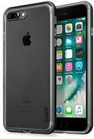 Фото Laut Exo-Frame Aluminium for Apple iPhone 7 Plus Gun Metall (Laut_IP7P_EX_GM)