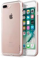 Фото Laut Exo-Frame Aluminium for Apple iPhone 7 Plus Rose Gold (Laut_IP7P_EX_RG)