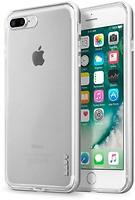 Фото Laut Exo-Frame Aluminium for Apple iPhone 7 Plus Silver (Laut_IP7P_EX_SL)