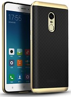 Фото iPaky TPU+PC Frame Silicone Case Xiaomi Redmi 4 Gold