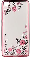 Фото BeCover Flowers Series Xiaomi Mi5s Pink (701328)