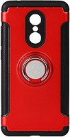 Фото BeCover Magnetic Ring Stand Xiaomi Redmi Note 5 Red (701993)