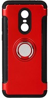Фото BeCover Magnetic Ring Stand Xiaomi Redmi Note 5 Plus Red (701998)