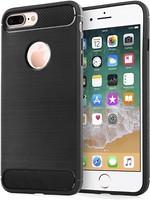 Фото Laudtec Carbon Fiber Black для Apple iPhone 8 Plus (LT-AI8PB)