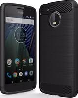 Laudtec Carbon Fiber Black для Motorola Moto G5 Plus (LT-MMG5PB)