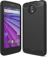 Laudtec Carbon Fiber Black для Motorola Moto Z (LT-MMZB)
