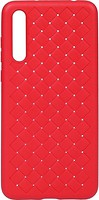 Фото BeCover TPU Leather Case Huawei P20 Pro Red (702323)
