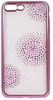 Фото Beeyo Flowers Dots Apple iPhone 7 Plus Pink (GSM024583)