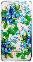 Cath Kidston Diamond Silicone Case Meizu M3 Note Romantic Blue