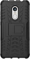 Фото Toto TPU+PC Shockproof Case Tire Tread Xiaomi Redmi Note 4X Black