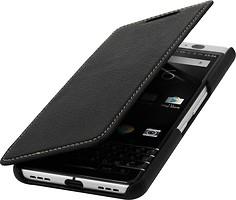 Фото Blackberry Keyone StilGut book type with clip Black