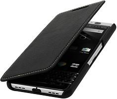 Фото Blackberry Keyone StilGut book type without clip Black