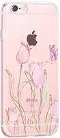 Фото Hoco TPU case Super Star Series Inner Diamond for Apple iPhone 6/6S Tulip