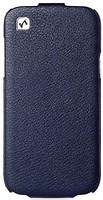 Фото Hoco Duke flip leather case for Samsung i9190 Galaxy S4 Mini HS-L066 Blue