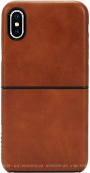 85a5e0beb Incase Leather Textured Snap Case for Apple iPhone X Tan (INPH190444-TAN).  Купить в Киеве
