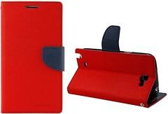 Фото Goospery Book Cover Samsung Galaxy J5 SM-J500 Red