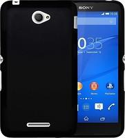 Фото Toto TPU Case Matte Sony Xperia E4 Dual E2115 Black