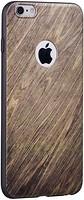 Фото Hoco Element Series Wood Grain Apple iPhone 6/6S Birch