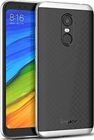 Фото iPaky Slim Anti-fingerprint TPU Case Xiaomi Redmi 5 Plus Grey