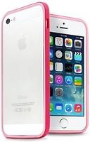 Фото JCPAL Anti shock Bumper 3 in 1 для iPhone 5S/5 Set Red (JCP3314)